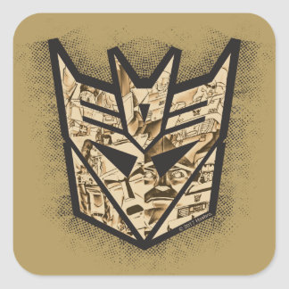 Transformers | Reveal the Shield Square Sticker