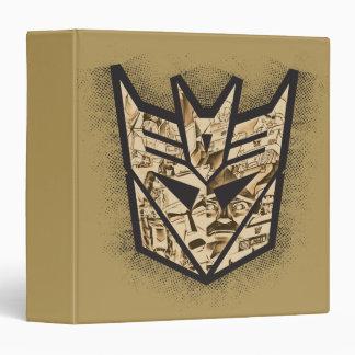 Transformers | Reveal the Shield Vinyl Binder