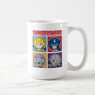Transformers | Robots Assemble! Coffee Mug