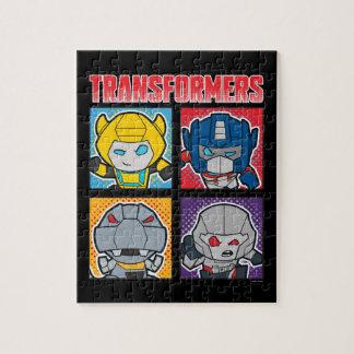 Transformers | Robots Assemble! Jigsaw Puzzle
