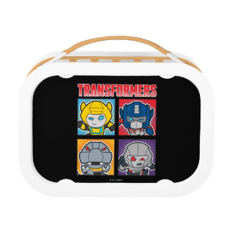 Transformers | Robots Assemble! Lunch Box