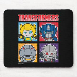 Transformers | Robots Assemble! Mouse Pad