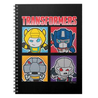 Transformers | Robots Assemble! Notebook