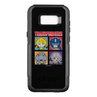 Transformers | Robots Assemble! OtterBox Commuter Samsung Galaxy S8+ Case