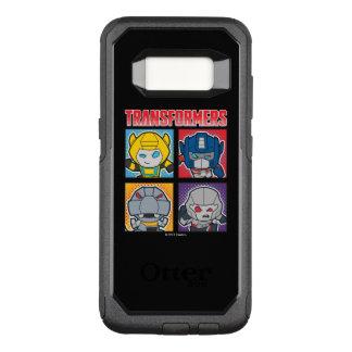 Transformers | Robots Assemble! OtterBox Commuter Samsung Galaxy S8 Case