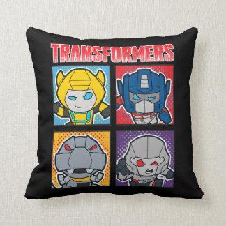 Transformers | Robots Assemble! Throw Pillow