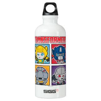Transformers | Robots Assemble! Water Bottle