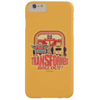 Transformers | Transformers Roll Out Barely There iPhone 6 Plus Case