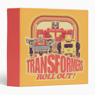 Transformers | Transformers Roll Out Binder