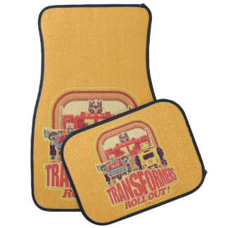 Transformers | Transformers Roll Out Car Mat