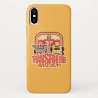 Transformers | Transformers Roll Out Case-Mate iPhone Case