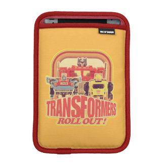 Transformers | Transformers Roll Out iPad Mini Sleeve