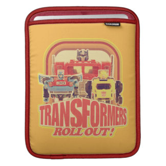 Transformers | Transformers Roll Out iPad Sleeve