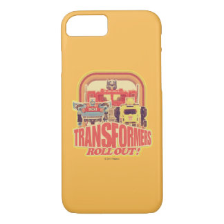 Transformers | Transformers Roll Out iPhone 8/7 Case