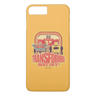 Transformers | Transformers Roll Out iPhone 8 Plus/7 Plus Case
