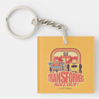 Transformers | Transformers Roll Out Keychain