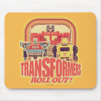 Transformers | Transformers Roll Out Mouse Pad