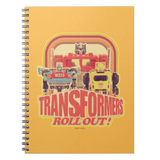 Transformers | Transformers Roll Out Notebook