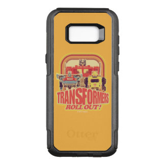 Transformers | Transformers Roll Out OtterBox Commuter Samsung Galaxy S8+ Case
