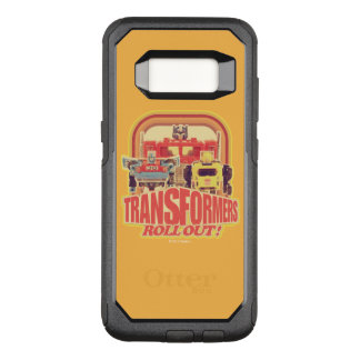 Transformers | Transformers Roll Out OtterBox Commuter Samsung Galaxy S8 Case