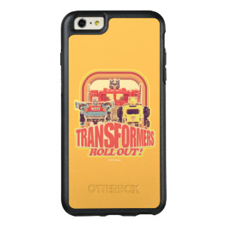 Transformers | Transformers Roll Out OtterBox iPhone 6/6s Plus Case