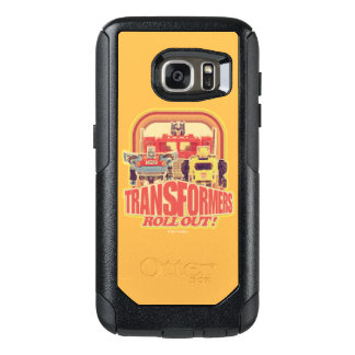 Transformers | Transformers Roll Out OtterBox Samsung Galaxy S7 Case