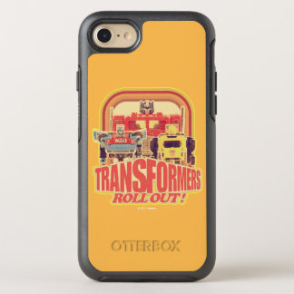 Transformers | Transformers Roll Out OtterBox Symmetry iPhone 8/7 Case