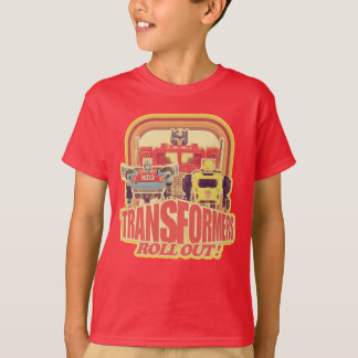 Transformers | Transformers Roll Out T-Shirt