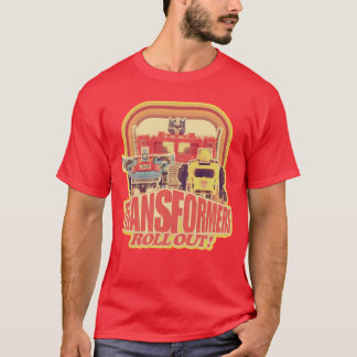 Transformers   Transformers Roll Out T-Shirt