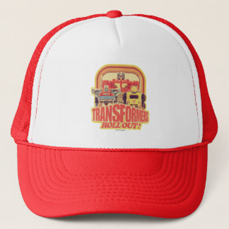Transformers | Transformers Roll Out Trucker Hat