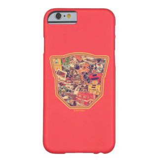 Transformers | Two Species at War Barely There iPhone 6 Case