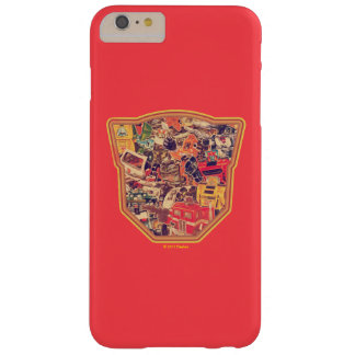 Transformers | Two Species at War Barely There iPhone 6 Plus Case