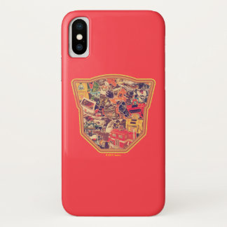 Transformers | Two Species at War Case-Mate iPhone Case