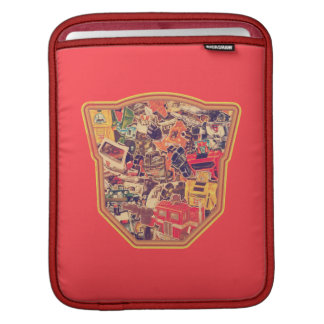Transformers | Two Species at War iPad Sleeve