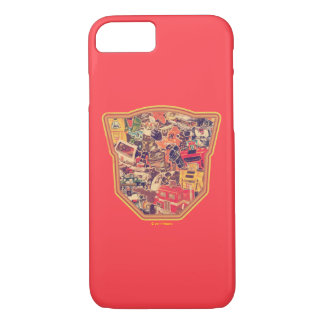 Transformers | Two Species at War iPhone 8/7 Case
