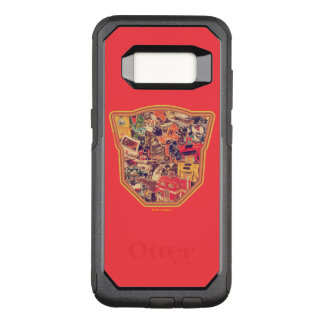 Transformers | Two Species at War OtterBox Commuter Samsung Galaxy S8 Case