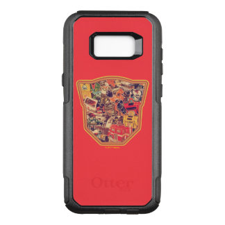 Transformers | Two Species at War OtterBox Commuter Samsung Galaxy S8+ Case