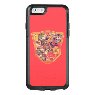 Transformers | Two Species at War OtterBox iPhone 6/6s Case
