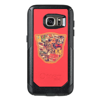 Transformers | Two Species at War OtterBox Samsung Galaxy S7 Case