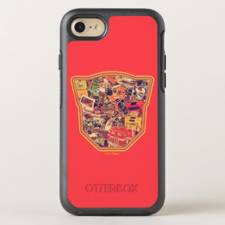 Transformers | Two Species at War OtterBox Symmetry iPhone 8/7 Case