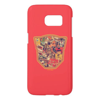 Transformers | Two Species at War Samsung Galaxy S7 Case