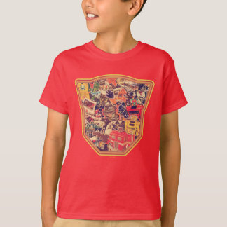 Transformers | Two Species at War T-Shirt