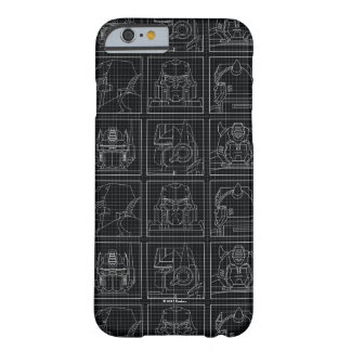 Transformers | Vintage Autobots Barely There iPhone 6 Case