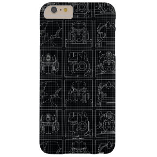 Transformers | Vintage Autobots Barely There iPhone 6 Plus Case