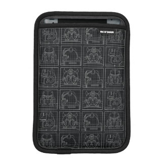 Transformers | Vintage Autobots iPad Mini Sleeve