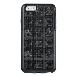 Transformers | Vintage Autobots OtterBox iPhone 6/6s Case