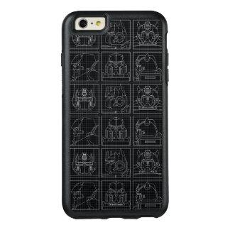 Transformers | Vintage Autobots OtterBox iPhone 6/6s Plus Case