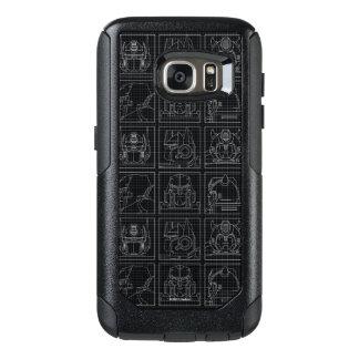 Transformers | Vintage Autobots OtterBox Samsung Galaxy S7 Case