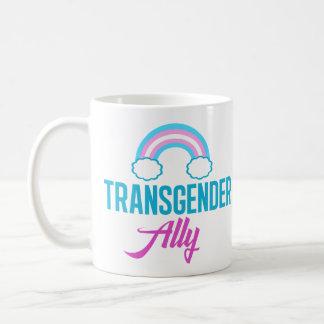 Transgender Ally Coffee Mug