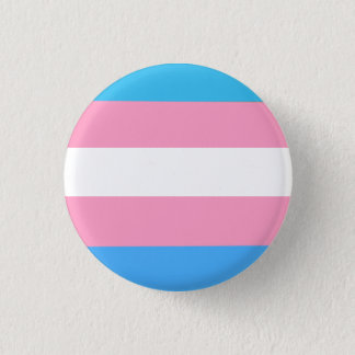 Transgender Awareness Pride Button